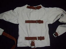 XS extra small Straight jacket-w/ suede leather-lots of options