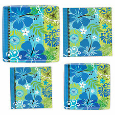 Tropical Party Cool Breeze BLUE Party Supplies Plates Napkins Tableware Listing