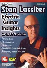 STAN LASSITER - ELECTRIC GUITAR INSIGHTS NEW DVD
