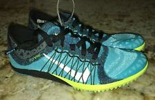 NIKE Zoom Victory XC 3 Blue Volt Cross Country Spikes Shoes New Mens Youth 5 14