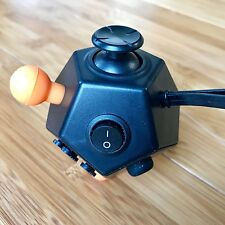 12 Sided Fidget Cube, helps to relief anxiety or Stress-Multiple Choices