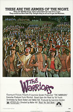The Warriors Movie/Film Print/Poster (d1416)