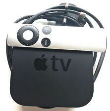 Apple TV (3rd Generation) Full HD 1080p Remote Lead - A1469 - MD199B/A - Great!