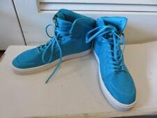 "NWOB WOMENS ZUMBA ""STREET CLASSIC Z-SLIDE"" LACED TIE HIGH-TOP SNEAKERS SIZE 11"