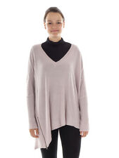 Khujo Knitted pullover Leisure sweater rosa Iocaste V Neck loin