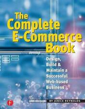 THE COMPLETE E-COMMERCE BOOK - REYNOLDS, JANICE - NEW PAPERBACK BOOK