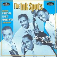 THE INK SPOTS - STREET OF DREAMS NEW CD