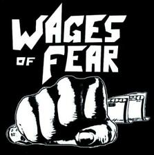 WAGES OF FEAR - SPLIT NEW CD