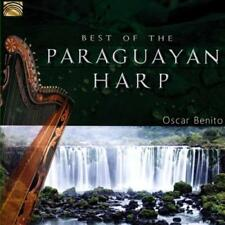 OSCAR BENITO - BEST OF THE PARAGUAYAN HARP NEW CD