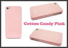 BEAUTIFUL ULTRA SLIM HARDCASE - BLING IPHONE 4 & 4S in CANDY PINK or BABY BLUE