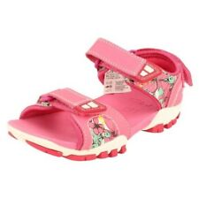 Girls Clarks Sandals Label Zalmo Word-W