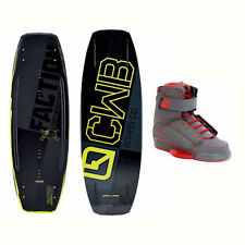CWB Faction Wakeboard With Odyssey Bindings 2017