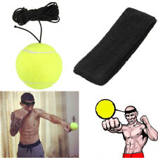 Fight Ball Reflex With Head Band For Speed Training Boxing Punch MMA Exercise