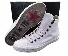 Converse Chuck II by John Varvatos CTAS HI Coated Leather Sneaker CREAM 153890C