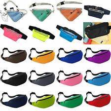 Belly Waist Bum Bag Casual Running Cycling Belt Pouch Jogger Sports Fanny Pack