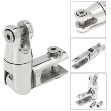 316 Stainless Steel Marine Boat Anchor Swivel Connector 3/8'' to 1/2'' (10-12mm)