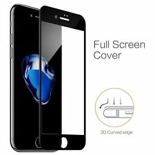 Full Cover 3D Tempered Glass Curved Screen Protector For iPhone 7 Plus 7 6 6s +