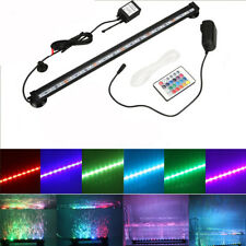 Underwater Submersible Color Changing LED Air Bubble Light Lamp For Fish Tank