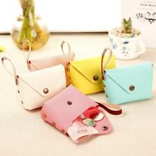 1pc Women Mini Wallets Leather Purses Lady Pocket Money Bags Coin Purses Bag