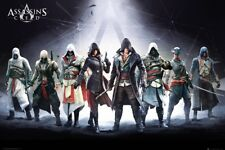 Assassins Creed Compilation Poster 91.5x61cm