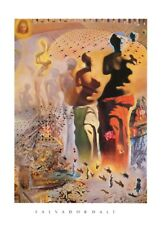 New The Hallucinogenic Toreador Salvador Dali Print