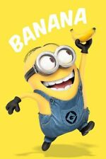 Despicable Me Banana Poster 61x91.5cm
