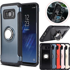 For iPhone 7 Plus 360°Rugged Slim Case Hybrid Armor Cover for Samsung Galaxy S8+