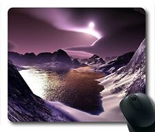 Fantastic Nature Sunset West Night Lakes Mousepad Gaming Mouse Pad Mat
