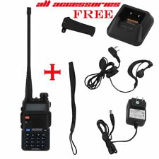 Baofeng UV-5R High Quality VHF/UHF Dual Band CTCSS DCS Walkie Talkie with MIC SK