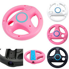 2pc Racing Steering Wheel for Nintendo Wii Mario Kart Remote Game Controller Hot
