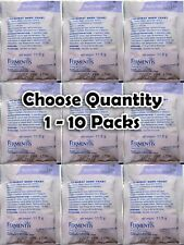 Choose 1 - 10 Packs Fermentis Safbrew WB-06 Dry Yeast Beer Lager Wheat Ale Cider