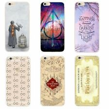 New Fashion Harry Potter Design Hard Back Case Cover For iphone 5S SE 6S 7 Plus