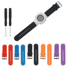 Silicone Watch Band Strap for Garmin Approach S2/S4 GPS Golf Watch/vívoactive