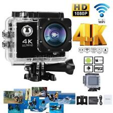 Ultra Waterproof 4K Wifi HD 1080P Ultra Sports Action Camera DVR Cam Camcorder