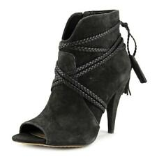 Vince Camuto Astan    Peep-Toe Suede  Ankle Boot