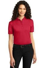 Port Authority Ladies Dri Zone Fit Ottoman Polo Shirt Womens Golf Polo L525