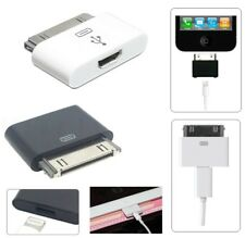 Lightning 8 to 30 pin Adapter Connector for iPhone 4/ 4S iPad 3 iPod Touch 4