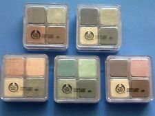 Brand New Body Shop Shimmer Cubes 4 Colour Eye Shadow Palette 20 22 23