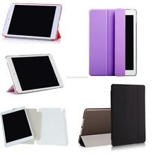For Apple iPad 2 3 4 2017 Case Folio Leather Wallet Stand Sleep/Wake Smart Cover
