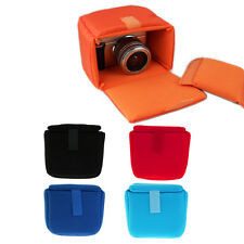 Shockproof Pouch Camera Lens Case Insert Cushion Partition Padded Bag For DSLR