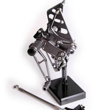 For Honda CBR 929 954 RR (2000-2003) adjust Rearsets footpegs foot rests pedals