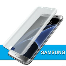 3X FULL New Curved Screen Protector For Samsung Galaxy Note S7 S6 Edge Plus