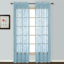 August Grove Quimby Solid Blackout Rod pocket Single Curtain Panel