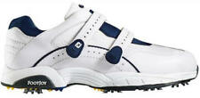 FootJoy Specialty Athletic Velcro Golf Shoes 56733 White Waterproof Men's New!