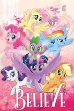 My Little Pony Movie Believe Poster 61x91.5cm