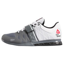 REEBOK LIFTER 2.0 CROSSFIT NANO MENS WHITE SHOES SIZE AR1306 Weightlifting GYM