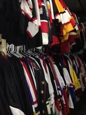 CHOICE OF: Authentic Sz 60 Blank DEAD STOCK Minor Pro College Hockey Jersey 4XL