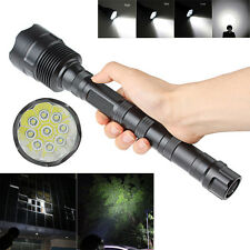Tactical Police 40000Lumens CREE XML T6 LED5Modes Flashlight Torch Superb Bright