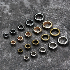 20pcs Leather Craft DIY Pure Copper Gas Hole Buttons And 1pcs Install Tool