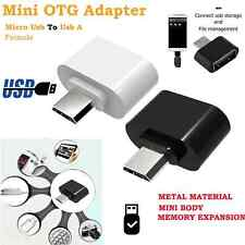 Male to USB 2.0 Micro USB OTG Adapter For Android iPhone iPad Samsung Tablet